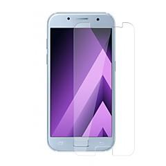 رخيصةأون وصلنا حديثًا-حامي الشاشة إلى Samsung Galaxy A3 (2017) زجاج مقسي 1 قطعة حامي شاشة أمامي 9Hقسوة / مقاومة الحك