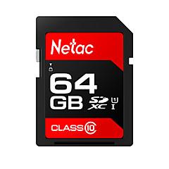 preiswerte Speicherkarten-Netac 64GB Speicherkarte UHS-I U1 / Class10 p600