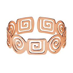 preiswerte Armbänder-Damen Retro Manschetten-Armbänder - Asiatisch Armbänder Schmuck Silber / Rotgold / Champagner Für Zeremonie Festival