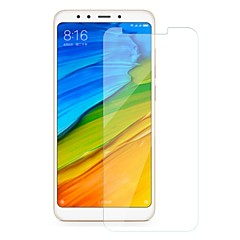 Недорогие Защитные плёнки для экранов Xiaomi-Защитная плёнка для экрана для XIAOMI Xiaomi Redmi 5 Закаленное стекло 1 ед. Защитная пленка для экрана Уровень защиты 9H / Защита от царапин