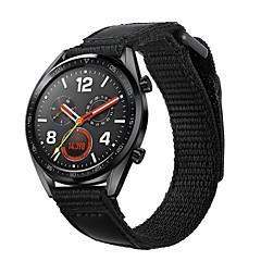 Недорогие -Ремешок для часов для Huawei Watch GT Huawei Классическая застежка Нейлон Повязка на запястье