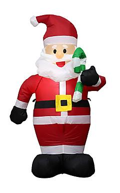رخيصةأون -عيد الميلاد عطلة نسيج القطن مصغرة حداثة زينة عيد الميلاد