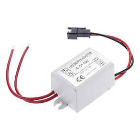 cheap LED Drivers-ZDM 0.3A 4-5W DC 12-16V to AC 85-265V LED Lamp External Ceiling Lamp Ceiling Lamp Constant Current Power Driver