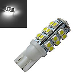 Недорогие Прочие светодиодные лампы-Декоративное освещение 100lm T10 25 Светодиодные бусины SMD 3528 Холодный белый 12 V