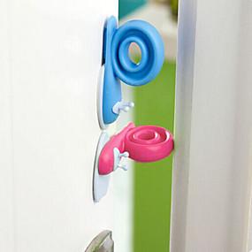 billige Barn i hjemmet-Porte & Dører Silikon Plast For Sikkerhet Alle Aldre Baby