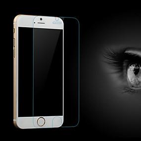 ieftine Cumpărați după modelul telefonului-AppleScreen ProtectoriPhone 6s Plus La explozie Ecran Protecție Față 1 piesă Sticlă securizată / iPhone 6s / 6