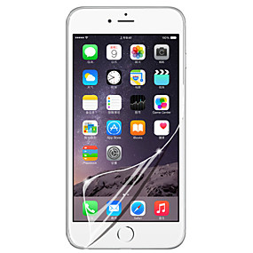 cheap iPhone 6s / 6 Screen Protectors-Screen Protector for Apple iPhone 6s / iPhone 6 3 pcs Front Screen Protector High Definition (HD) / iPhone 6s / 6