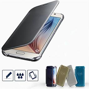halpa Galaxy S -sarjan kotelot / kuoret-SHI CHENG DA Etui Käyttötarkoitus Samsung Galaxy Samsung Galaxy kotelo Pinnoitus Suojakuori Yhtenäinen PC varten S7 edge / S7 / S6 edge plus
