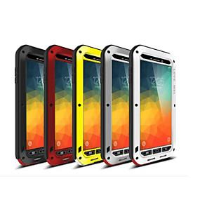 billige Daglige tilbud-Etui Til Samsung Galaxy Samsung Galaxy Note Stødsikker Fuldt etui Rustning Metal for Note 5