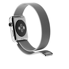 economico Accessori per Apple Watch-cinturino milanese cinturino in acciaio inox per apple watch serie 1/2/3/4 44mm 40mm 42mm 38mm cinturino per cinturino per iwatch serie 4 40mm 44mm
