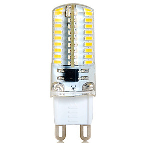 ieftine Becuri LED Bi-pin-YWXLIGHT® 1 buc 6 W Becuri LED Bi-pin 500-550 lm G9 T 72 LED-uri de margele SMD 3014 Decorativ Alb Cald Alb Rece 220-240 V / 1 bc / RoHs
