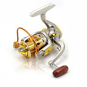 baratos Acessórios de Pesca-Molinetes de Pesca Molinetes Rotativos 5.2 1  Relação de Engrenagem c180ab17456