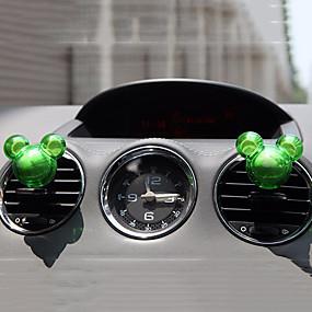 billige Car Air Purifiers-2stk tilfældig form duft bil udluftning luftfriskere parfume outlet