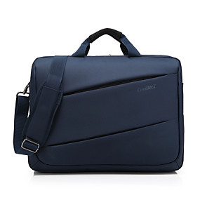 cheap Laptop Gadgets-17.3 inch Laptop Shoulder Bag Waterproof Oxford Cloth with Strap notebook Bag Hand Bag For Macbook/Dell/HP/Lenovo,etc