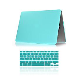 ราคาถูก เคส กระเป๋า และซองสำหรับ Mac-MacBook เคส สีพื้น ABS สำหรับ MacBook Air 11-inch / MacBook Pro 15-inch with Retina display / MacBook Pro 13-inch with Retina display