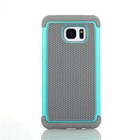 voordelige Galaxy S6 Edge Plus Hoesjes / covers-hoesje Voor Samsung Galaxy S8 Plus / S8 / S7 edge Schokbestendig Volledig hoesje Schild Hard Siliconen