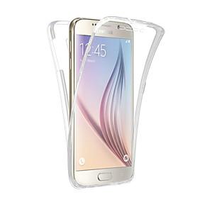 voordelige Galaxy S7 Edge Hoesjes / covers-hoesje Voor Samsung Galaxy S8 Plus / S8 / S7 edge Volledig hoesje Glitterglans TPU