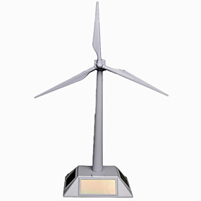 cheap Toy & Game-Toy Car Solar Powered Toy Windmill Windmill Professional Level Professional Solar Powered Plastic Kid's Adults' Boys' Girls' Toy Gift 1 pcs