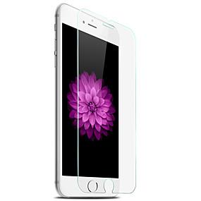 abordables Protections Ecran pour iPhone-Protecteur d'écran pour Apple iPhone 6s / iPhone 6 Verre Trempé 1 pièce Ecran de Protection Avant Antidéflagrant