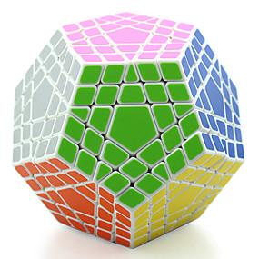 olcso Játékok & hobbi-Magic Cube IQ Cube Shengshou Megaminx 5*5*5 Sima Speed Cube Rubik-kocka Stresszoldó Fejlesztő játék Puzzle Cube szakmai szint Sebesség Professzionális Születésnap Klasszikus és időtálló Gyermek