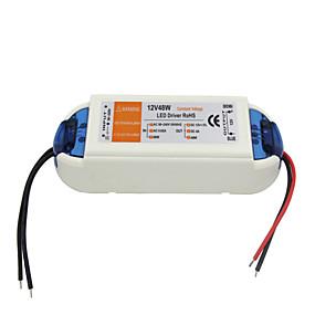 Недорогие Светодиодные драйверы-1шт Осветительная арматура Источники питания В помещении