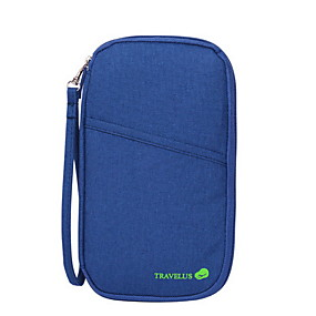 economico Accessori da viaggio-Organizzatore di viaggi / Marsupio / Portadocumenti Massima capacità / Ompermeabile / Portatile per Abbigliamento Nylon 25.5*14.5*4 cm
