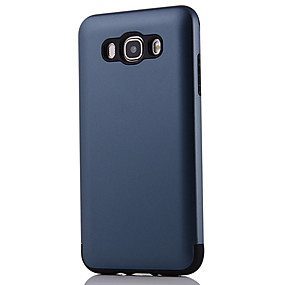 voordelige Galaxy Grand Prime Hoesjes / covers-hoesje Voor Samsung Galaxy J7 (2016) / J7 / J5 (2016) Water / Dirt / Shock Proof Achterkant Schild Hard PC