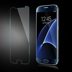 halpa Samsung tarvikkeet-Näytönsuojat varten Samsung Galaxy S7 / S6 Karkaistu lasi Näytönsuoja
