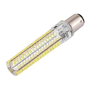 Недорогие Профессиональное освещение-ywxlight® с регулируемой яркостью ba15d 10 Вт 900lm 136led 5730см теплый белый холодный белый силиконовый светодиодный свет кукурузы переменного тока 110-130 В переменного тока 220-240 В