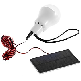 ieftine Becuri Solare LED-Ενσωματωμένο LED Modern/Contemporan Țara, Lumină Ambientală Lumini în aer liber Outdoor Lights