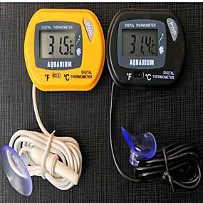 voordelige Aquarium Verwarming & Thermometers-Aquaria Thermometers Niet-giftig & Smaakloos 0.1WDC 12VVMuovi