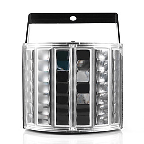 billige LED-scenebelysning-U'King LED-scenelampe Bærbar / Let Instalation / Lydaktiveret Kold hvid / Rød / Blå 100-240 V LED Perler / 1 stk. / RoHs / CE / CCC
