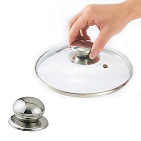 ieftine Ustensile Bucătărie & Gadget-uri-din oțel inoxidabil capacul vasului panoului de înlocuire capacul mânerului de susținere