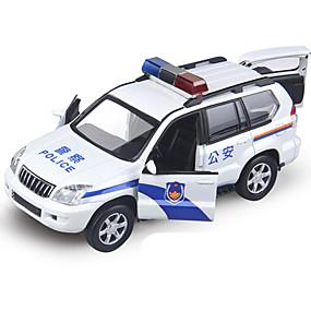 economico Macchinine di metallo-Macchinine giocattolo Veicoli a molla Auto della polizia Anatra Auto Simulazione Unisex Da ragazzo Da ragazza Giocattoli Regalo