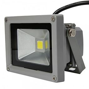 Недорогие LED прожекторы-hkv® водонепроницаемый светодиодный наводнение 10w ip65 прожектор лампы рефлектор 220v прожектор открытый сад свет наружное освещение