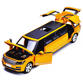 رخيصةأون ألعاب السيارات-لعبة سيارات سيارة طراز سيارة كلاسيكية كلاسيكي محاكاة الموسيقى والضوء كلاسيكي للجنسين للصبيان للفتيات ألعاب هدية