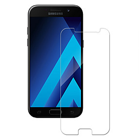 cheap Daily Deals-Screen Protector for Samsung Galaxy A5(2017) Tempered Glass 1 pc Front Screen Protector 9H Hardness / Explosion Proof