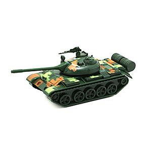 baratos Carrinhos de Brinquedo & Miniaturas-Tanque Caminhões & Veículos de Construção Civil Carros de Brinquedo 01:32 Simulação Crianças Unisexo Para Meninos Para Meninas Brinquedos Dom