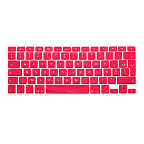 baratos Liquidação-Silicone Capa para Teclado Para 13.3'' 15,4 ''MacBook Pro 15 Polegadas com Retina Display MacBook 12'' MacBook Air 11'' MacBook Air 13''