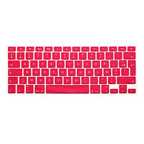 economico Svendita-Silicone Cover per tastiera Per 13.3 '' 15.4 ''MacBook Pro 15 pollici con display Retina MacBook 12'' MacBook Air 11'' MacBook Air 13''