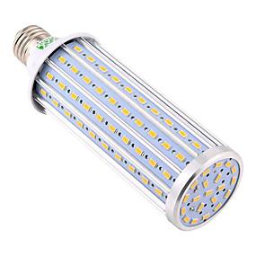 ieftine Becuri LED Corn-YWXLIGHT® 1 buc 45 W Becuri LED Corn 3800-4000 lm E26 / E27 140 LED-uri de margele SMD 5730 Decorativ Alb Cald Alb Rece Alb Natural 85-265 V / 1 bc / RoHs