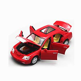 cheap Leisure Hobbies-Toy Car Die-Cast Vehicle Race Car Car Simulation Unisex Boys' Toy Gift