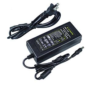 Недорогие Преобразователи напряжения-hkv® ac 100v - 240v to dc 12v 5a осветительные трансформаторы адаптер питания адаптер зарядное устройство для светодиодной лампы