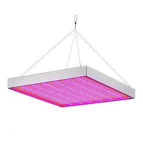 ieftine Iluminat Profesional-1 buc 50 W 5292-6300 lm Culoarea becului crescând 1365 LED-uri de margele SMD 2835 Roșu / Albastru 85-265 V / 1 bc / RoHs / FCC