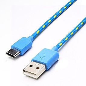 cheap PC&Tablet Accessories-USB 3.1 Adapter Cable, USB 3.1 to USB 3.1 Type C Adapter Cable Male - Male 2.0m(6.5Ft) 10 Gbps