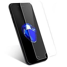 abordables Protections Ecran pour iPhone 7 Plus-Protecteur d'écran pour Apple iPhone 7 Plus Verre Trempé 1 pièce Ecran de Protection Avant Haute Définition (HD) / Dureté 9H / Coin Arrondi 2.5D