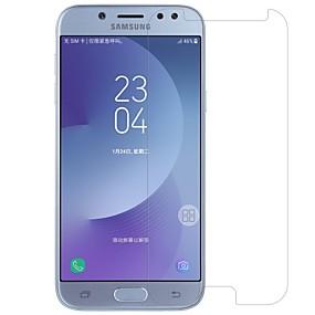 halpa Samsung suojakalvot-Näytönsuojat varten Samsung Galaxy J5 (2017) PET 1 kpl Näytönsuoja Ultraohut / Matte / Naarmunkestävä