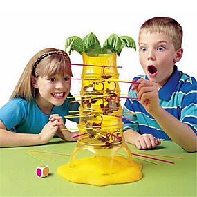 olcso Játékos játékok-Társasjátékok Romboló majom Majom Szülő-gyermek játékok Dump Monkey Jumping Parti Család interakció Gyermek Fiú Lány Játékok Ajándék