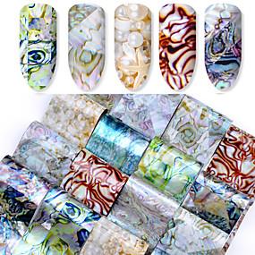 ieftine Acțibilde Unghii-16 pcs Sfaturi utile artificiale Acțibilde nail art pedichiura si manichiura Design Modern Șic & Modern