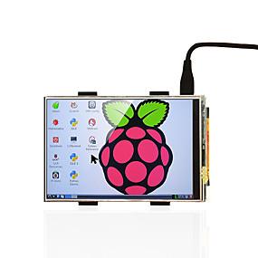 billige Forbrugerelektronik-keyestudio rpi tft3.5 berøringsskjold til hindbær pi